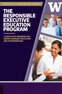 The Responsible Business Executive Education Program